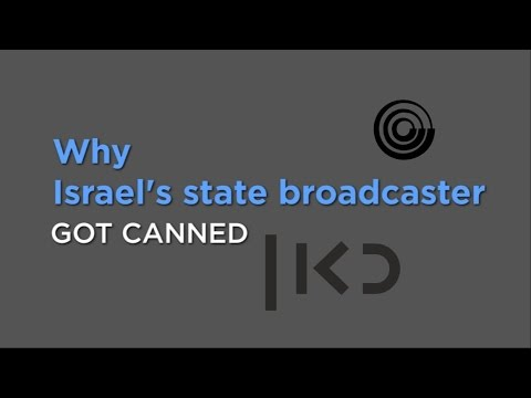 Here's why the Israel Broadcasting Authority is going off the air