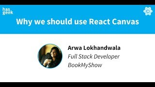 Why we should use React Canvas