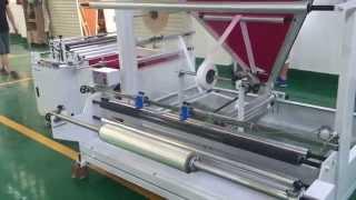 ZBA Automatic Plastic Film Folding Machine