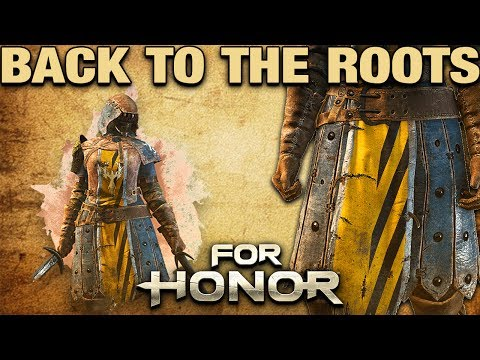 For Honor Gameplay German #34 - Back to the roots - Lets Play For Honor