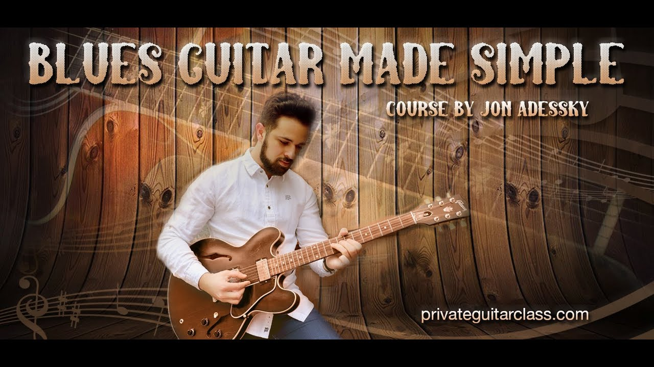 YT_Blues Guitar Made Simple