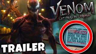 Venom Let There Be Carnage Trailer 2 BREAKDOWN + Things You Missed