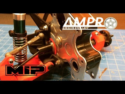 E44: MIP Tamiya Blackfoot Super Ball Diff Build