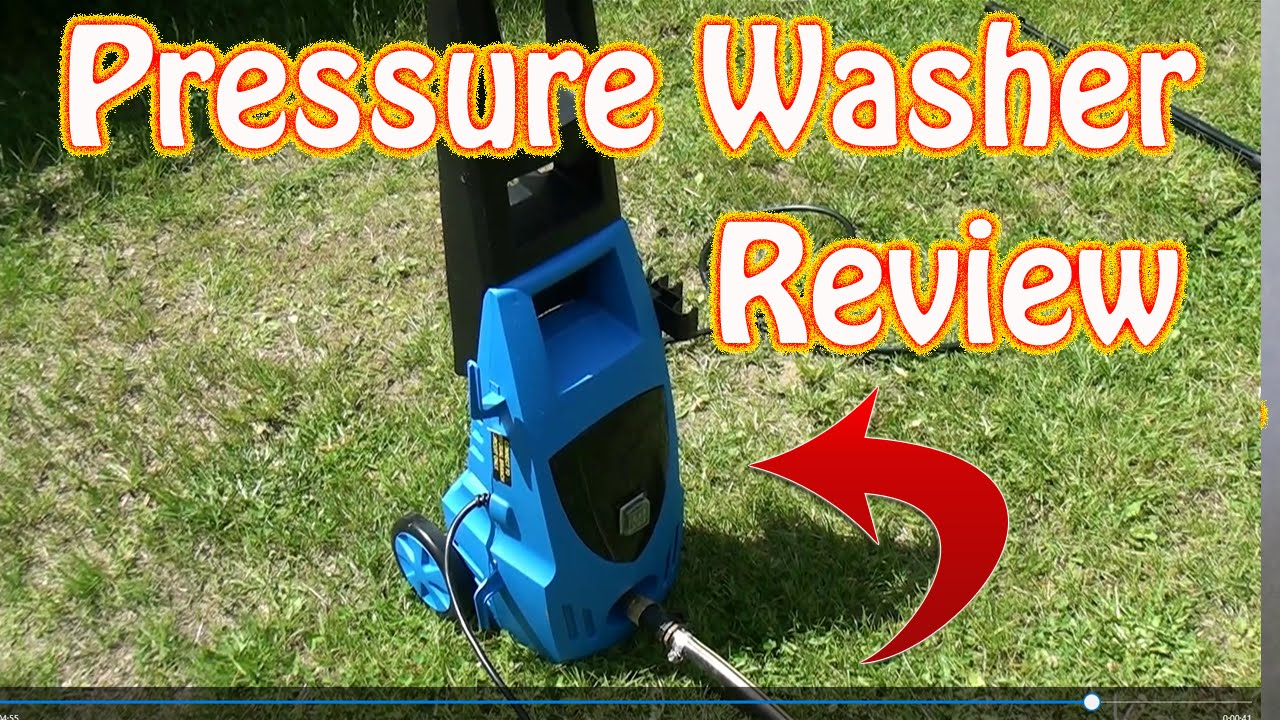 Harbor Freight Pacific Hydrostar Electric Pressure Washer