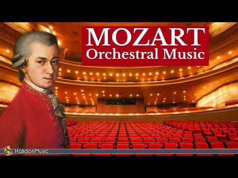 Mozart - Orchestral Works