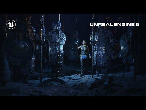 Анонсирован новый движок Unreal Engine 5 для фотореалистичной графики в играх
