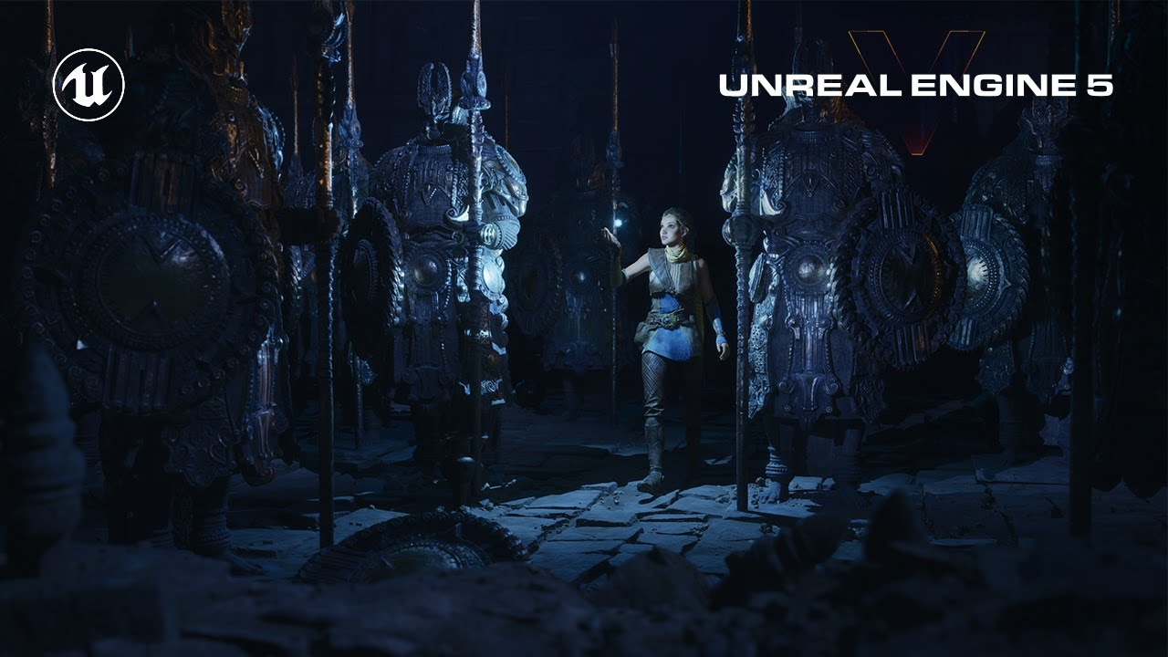 Unreal engine 5: Shows off photo realism with next generation CG
