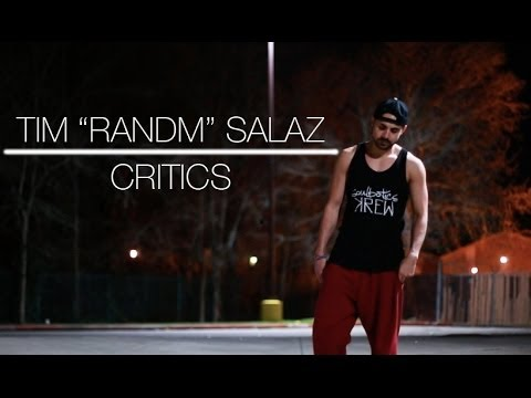 "CRITICS | TIM ""RANDM"" SALAZ | TRAP MUSIC"