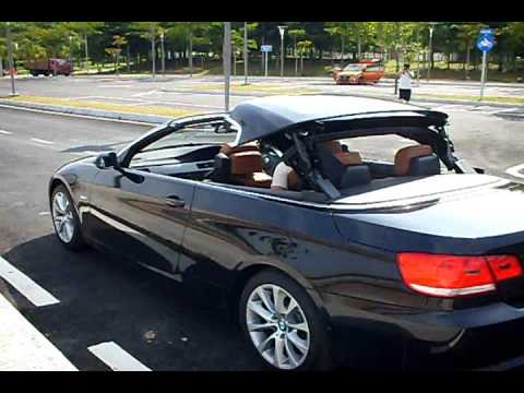 BMW I Convertible YouTube - Bmw 325i convertible