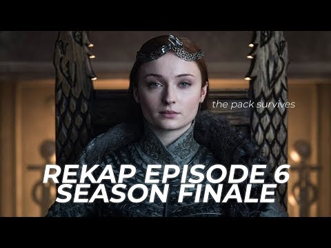 Rekap Season 8 Episode 6 - Game Of Thrones Indonesia