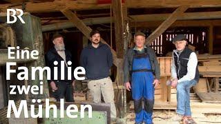 Kaltenberger Mühle in Mömbris | Zwischen Spessart und Karwendel | Doku | BR