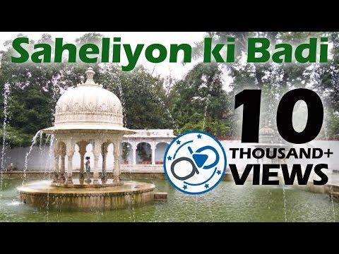 Saheliyon ki Badi & Sukhadia Lake in Udaipur
