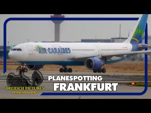 Planespotting Frankfurt Airport   September 2018   Teil 1