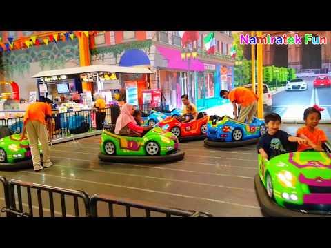 Mainan Anak Naik odong odong Mobil Mobilan Anak bom bom car
