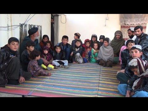 Afghans talk about lives under Taliban control