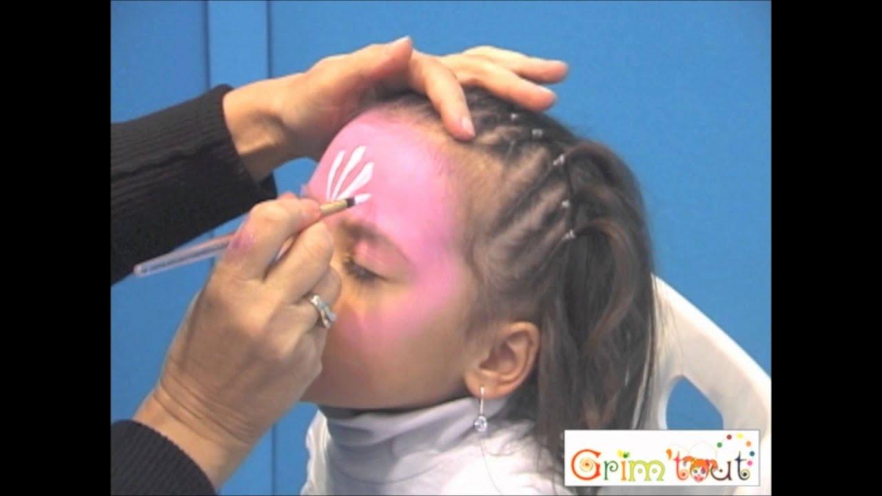 Comment Maquiller Une Fille En Princesse