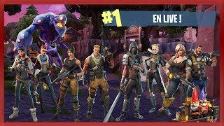 LIVE FORTNITE Save the World - Battle Royal Contest 18H J-J road to 2k good luck to all