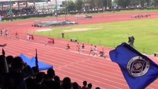 港九區D1中學學界田徑賽 2015-2016 BA 1500m (Final)