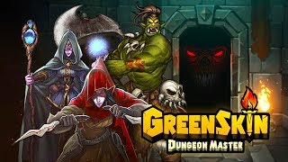Green Skin: Dungeon Master - Android Gameplay (Super Planet)