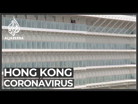 Hong Kong prepares to quarantine those arriving from China