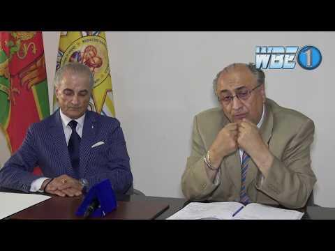 WBE TELEVISION GROUP SANDRO RAVAGNANI INTERVISTA MARCELLO GENTILE