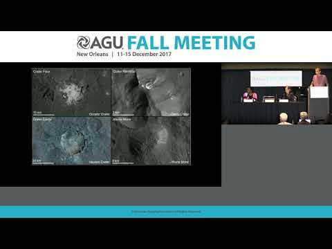 2017 Fall Meeting Press Conference: New Dawn findings at Ceres