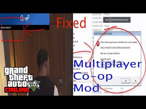 Gta 5 coop mod install | Grand Theft Auto V GAME MOD Police