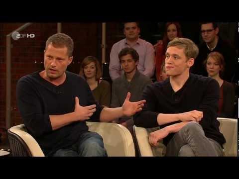 Til Schweiger und Matthias Schweighöfer reden über Kokowääh 2 zu Gast bei Lanz 12.02.2013