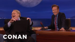 Louie Anderson's Latest Amazon Purchases  - CONAN on TBS