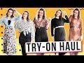 HUGE TRY-ON CLOTHING HAUL | Boohoo & ASOS