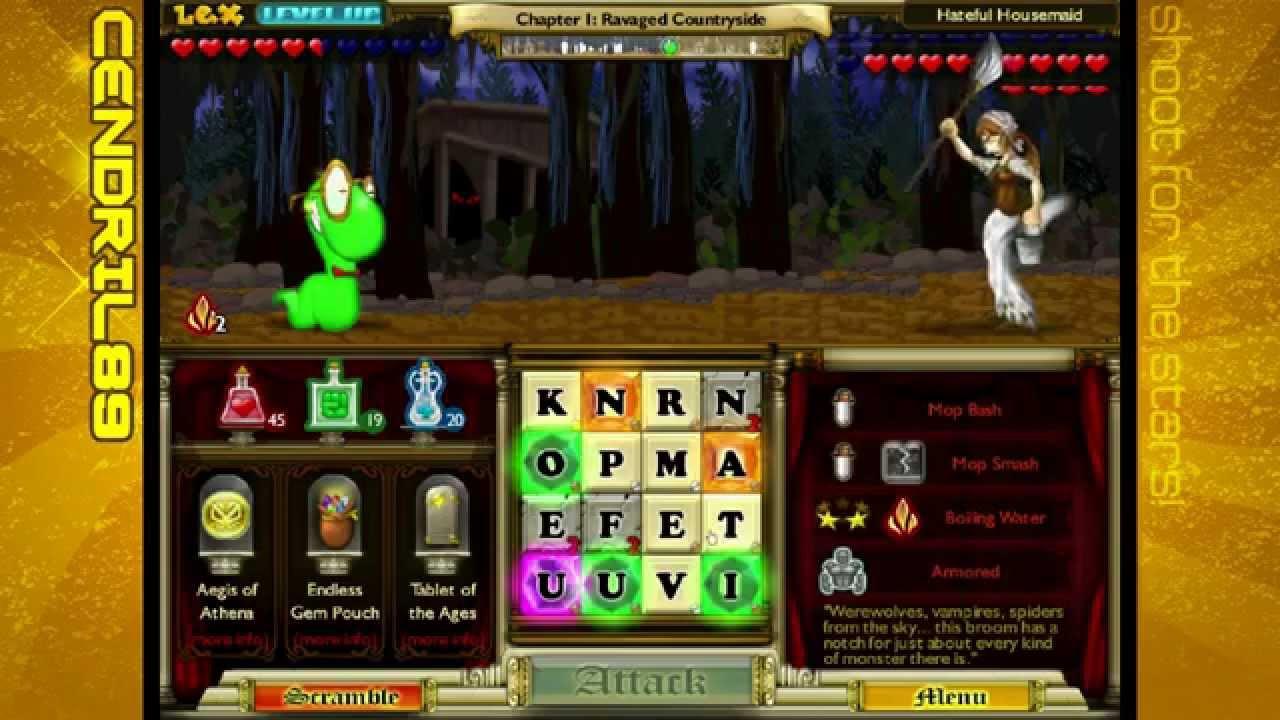 play bookworm adventures online