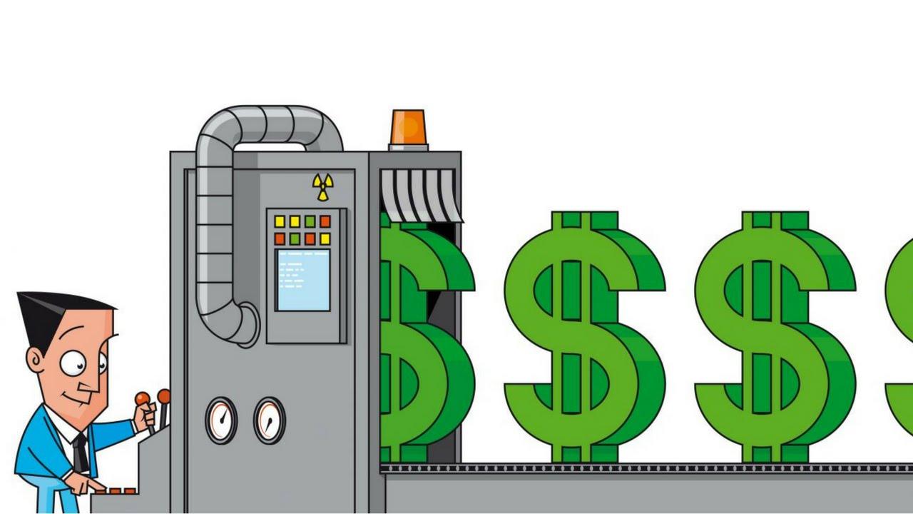 What Is Quantitative Easing? Quantitative Easing Explained - YouTube
