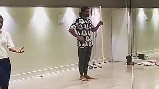 Ashish Sharma dance