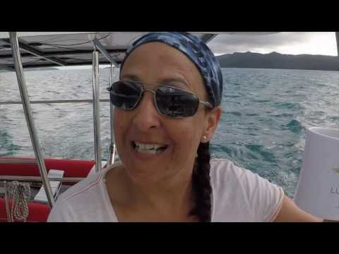 Installing solar onto our boat: Adventure 2