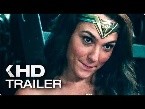 """JUSTICE LEAGUE """"Coming"""" NEW TV Spot & Trailer (2017)"""