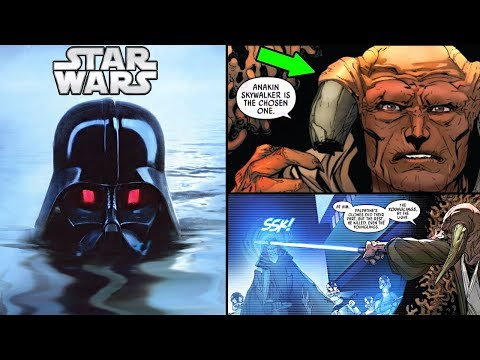 Darth Vader and the REVEALED Jedi from Order 66 (CANON) - Star Wars Comics Explained