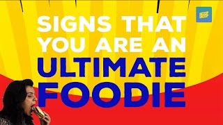 Annoying Foodie Signs