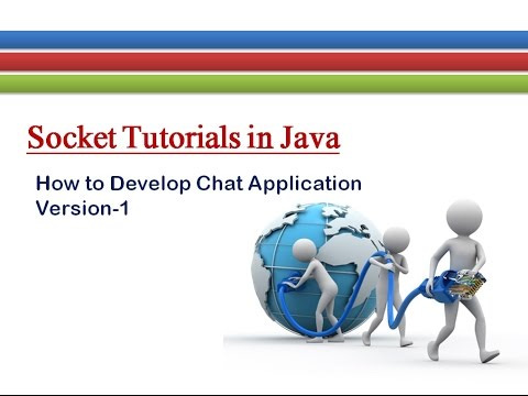 How To Develop A Chat Application In Java - Version 1
