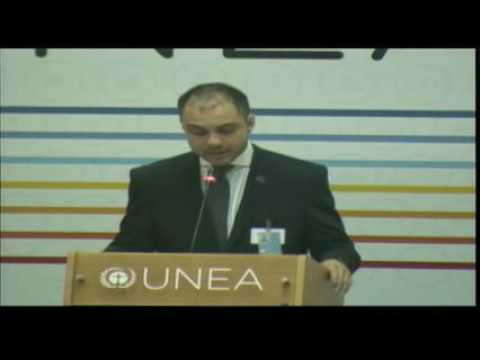 UNEA-2 HLS Opening Ceremony & Ministerial Dialogue - French Channel -Plenary