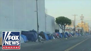 Tucker investigates: Los Angeles' tent city