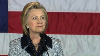 Hillary Clinton: Bush's letter moved me to tears