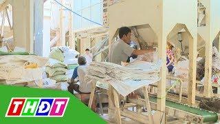 Nỗ lực đẩy mạnh xuất khẩu gạo | THDT