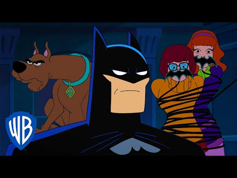 Quand Batman fait équipe avec Scooby-Doo et ses amis