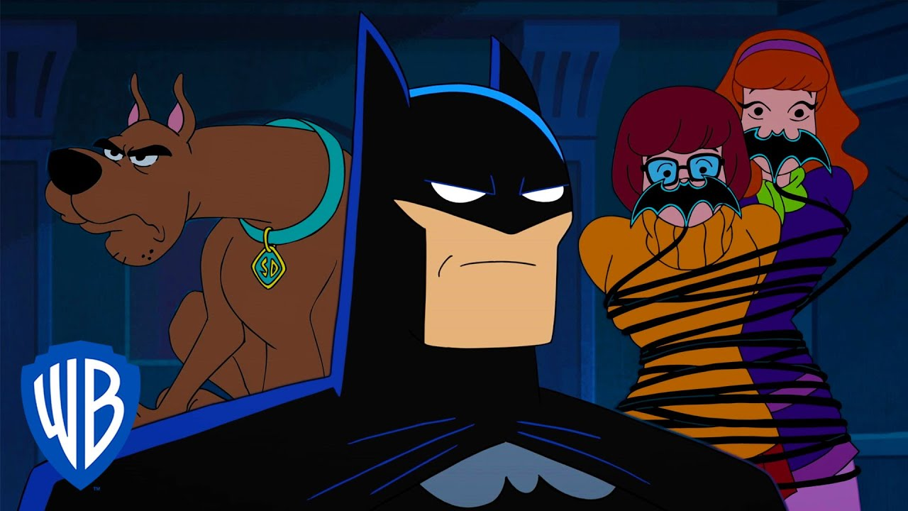 Scooby-Doo and Guess Who? | What A Night For A Dark Knight | WB Kids