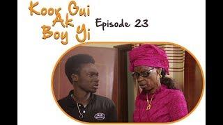 Koor gui ak boy yi avec Maman Aicha Dinama Nekh Episode 23