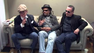 Exclusive UB40 Interview Part 1. New album Getting Over The Storm