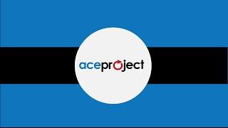 Ace Project Project Management Review