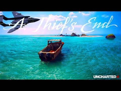 UNCHARTED 4: A Thief's End Part 9