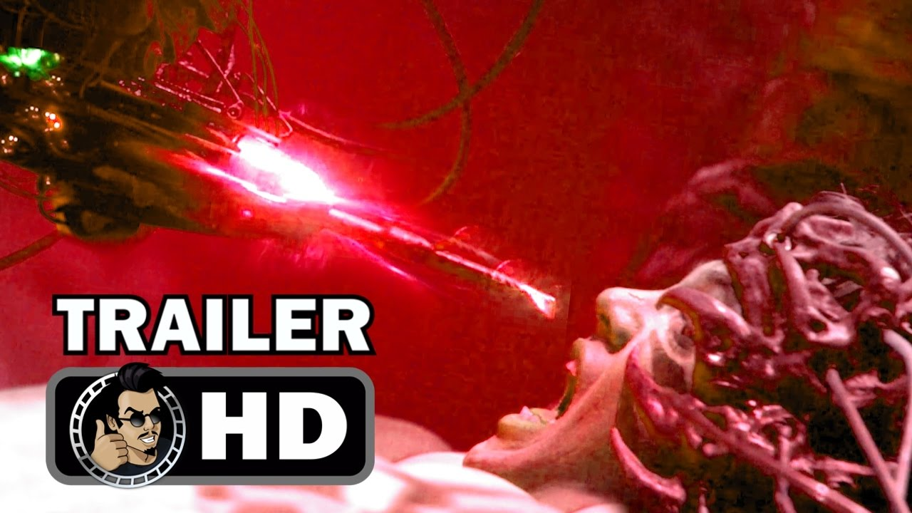 Download THE RECALL Official Trailer (2017) Wesley Snipes, RJ Mitte Sci-Fi Action Movie HD
