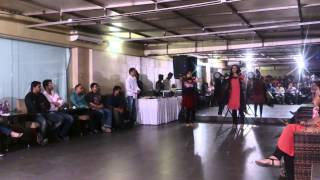 Base Information Management Pvt. Ltd. Party 2015 Dance Performance ( maine payal hai chankai )